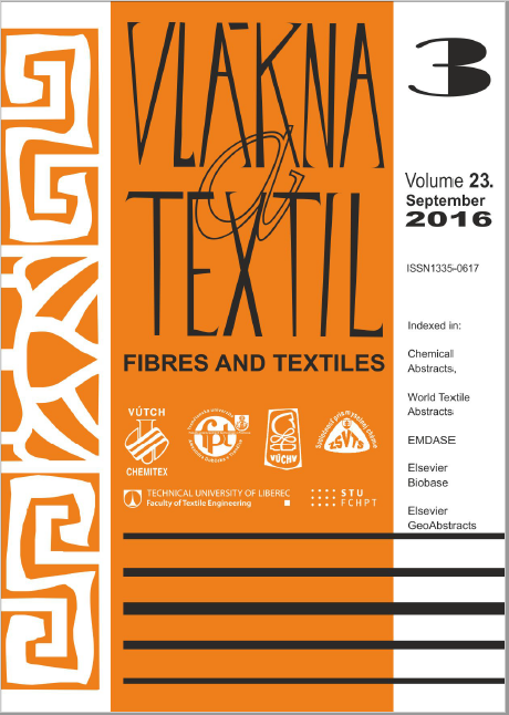 fibres and textiles magazine